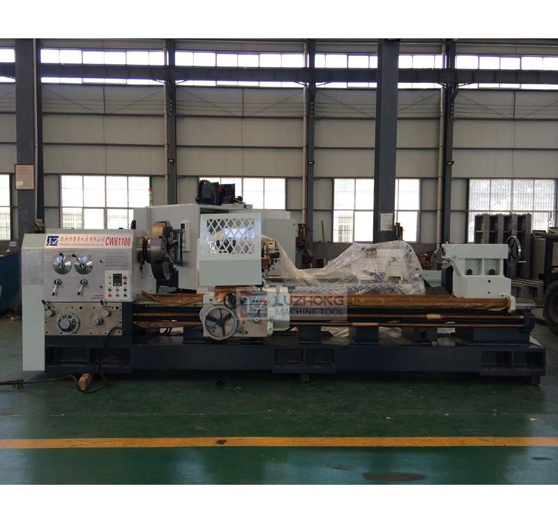 CW6180F Heavy Duty Lathe Machine