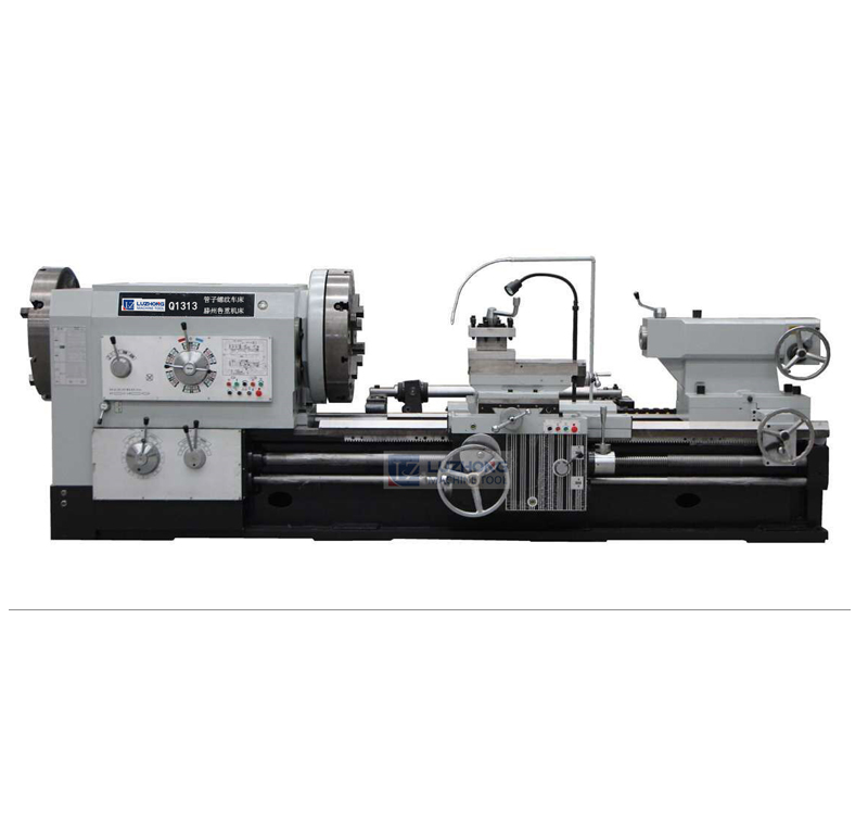 Q1313 Pipe Threading Lathe Machine
