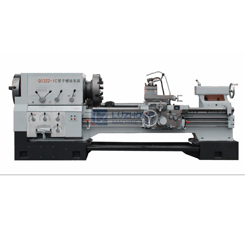 Q1322 Pipe Threading Lathe Machine