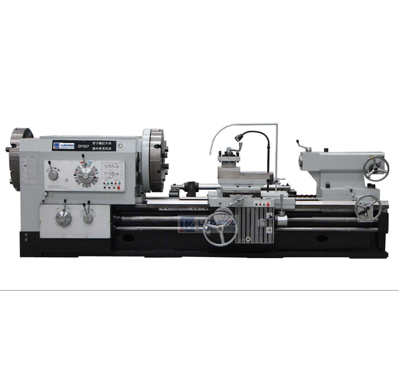 Q1327 Pipe Threading Lathe Machine