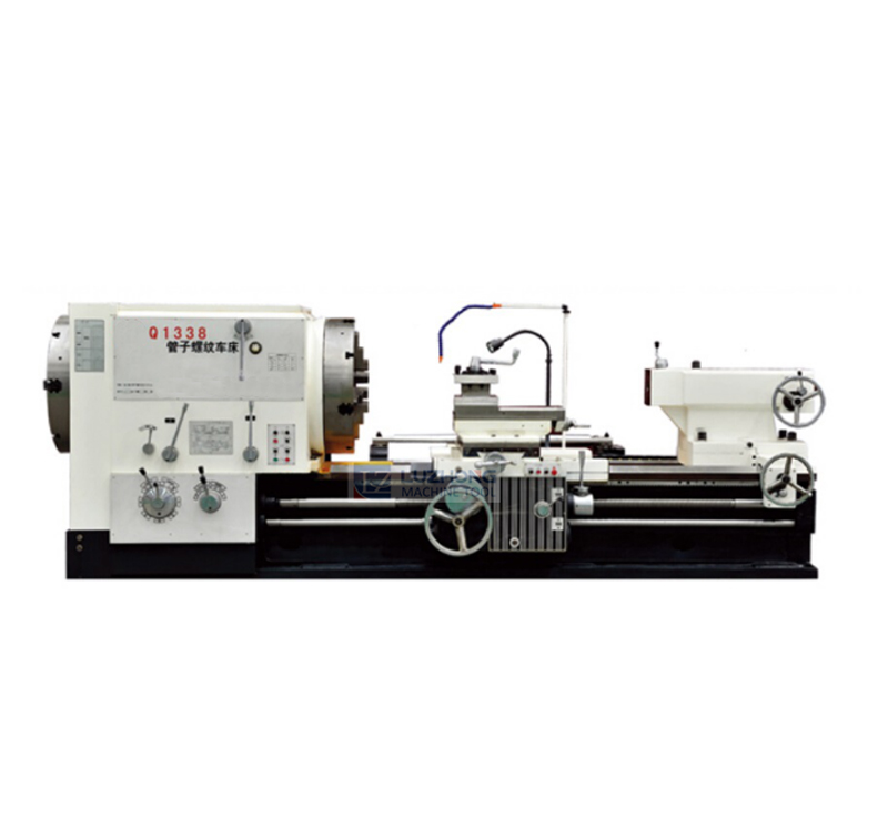 Q1338 Pipe Threading Lathe Machine