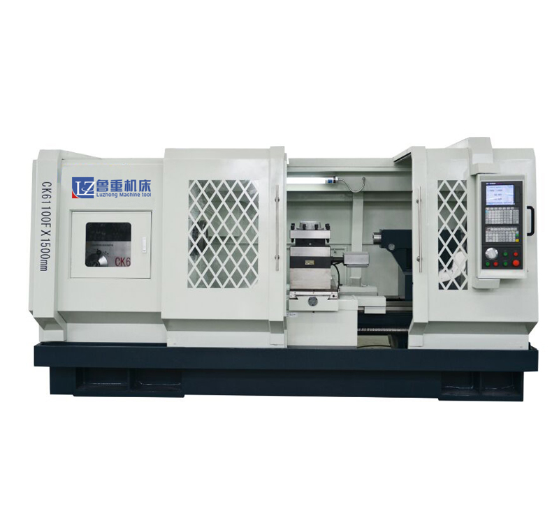 CK61100F Heavy Duty CNC Lathe Machine