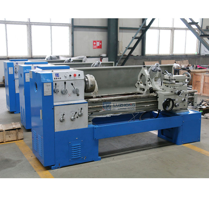 C6260 Gap Bed Lathe Machine