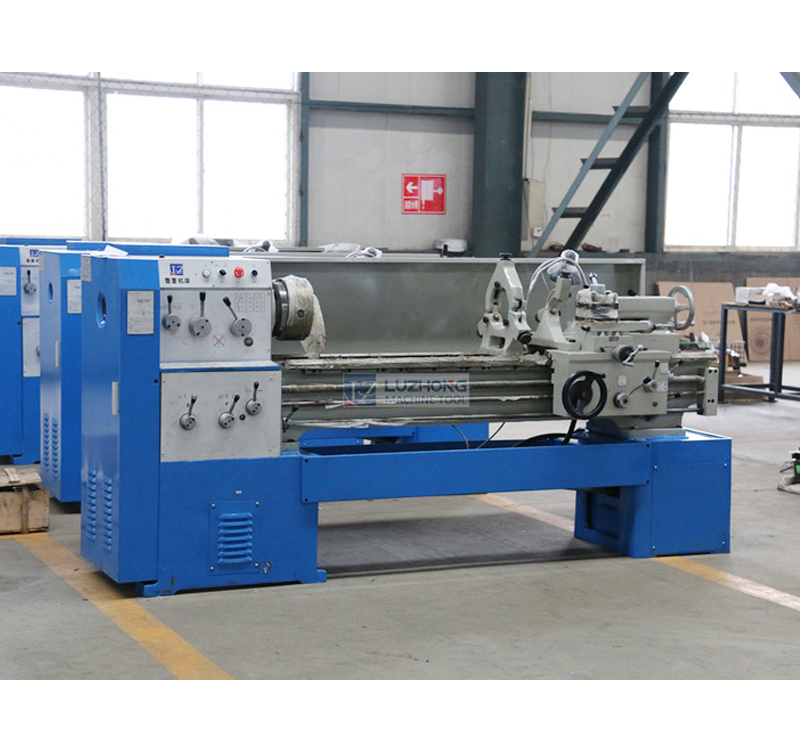 C6270 Gap Bed Lathe Machine