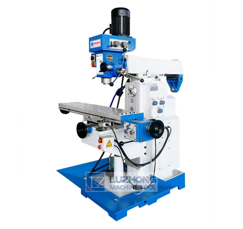 ZX6350C Drilling and Milling Machine