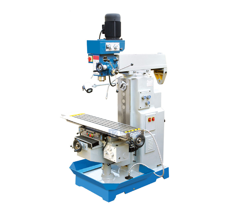ZX6350D Drilling and Milling Machine