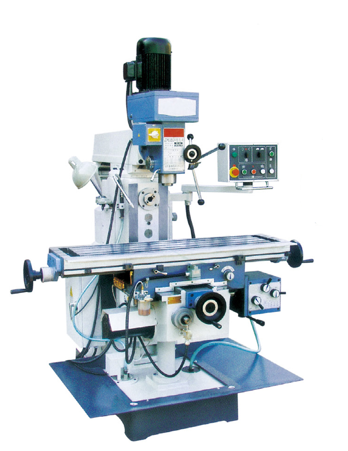 ZX6350A Drilling and Milling Machine
