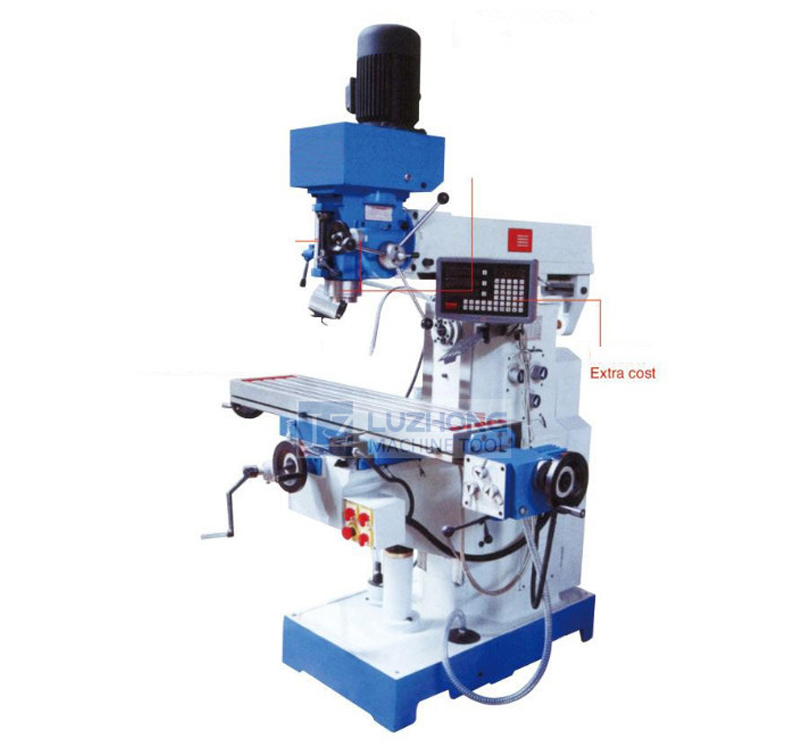 ZX6350Z Drilling and Milling Machine