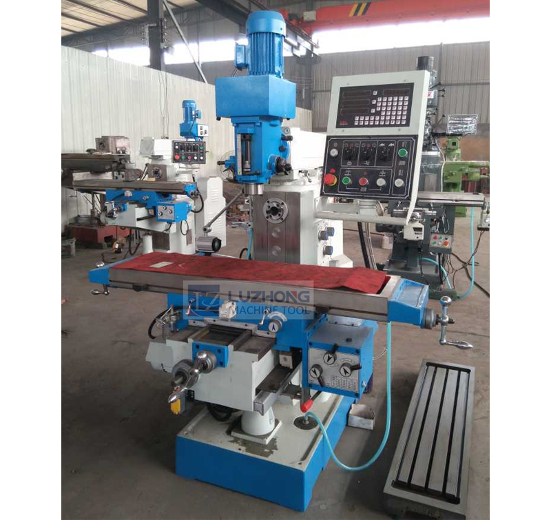 ZX6350ZA Drilling and Milling Machine