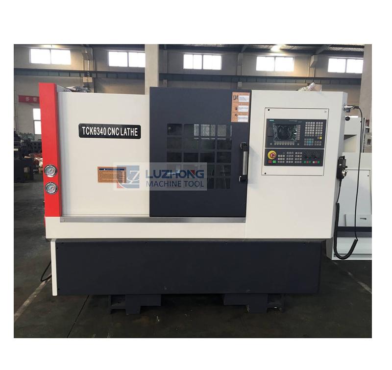 SCK6340 Slant Bed CNC Lathe Machine