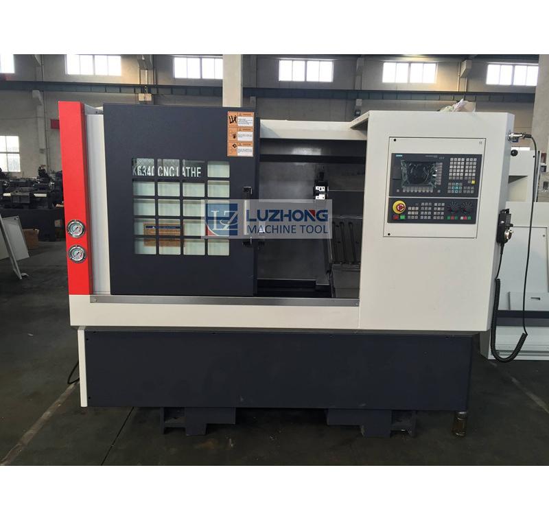 SCK6350 Slant Bed CNC Lathe Machine