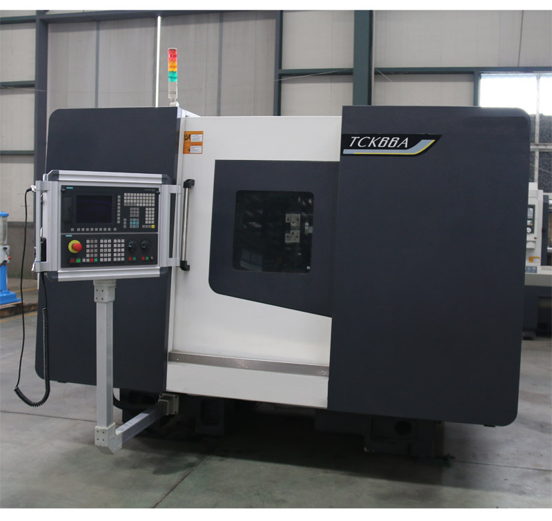 TCK66A Slant Bed CNC Lathe Machine