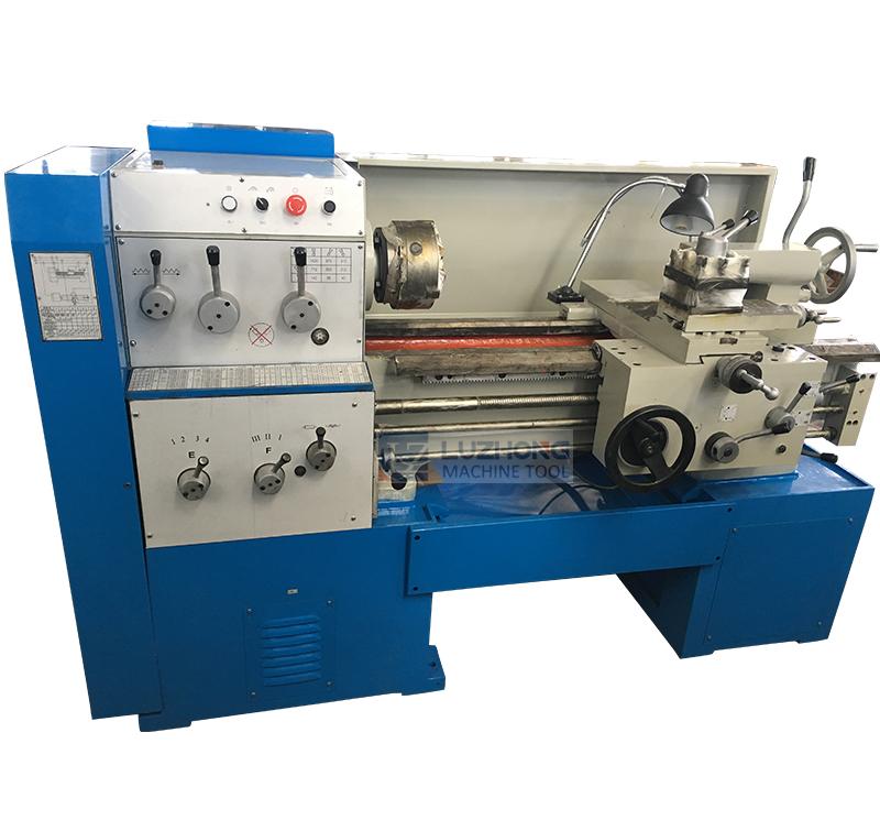 Lathe Machine Manufacturer in China -